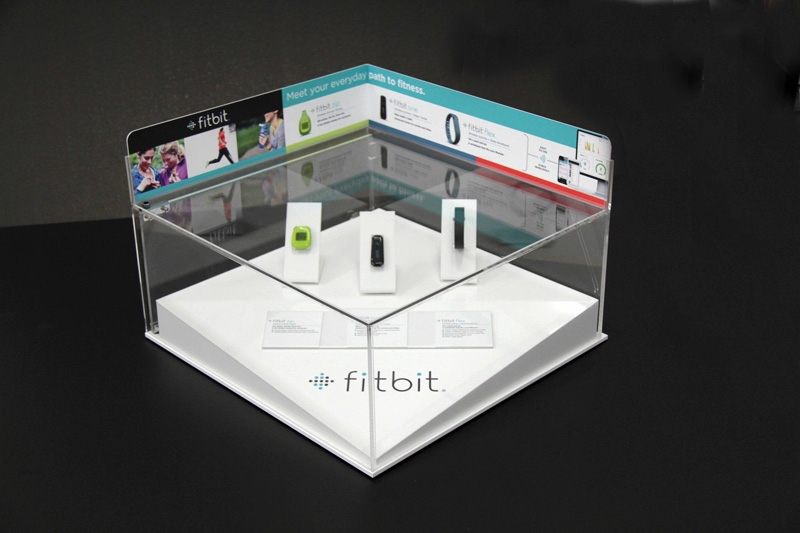 Fit Bit display